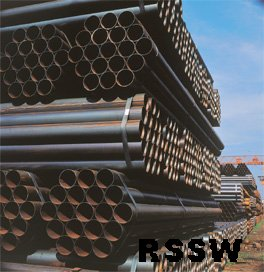 Q235 ERW Carbon Steel Pipe and Tube