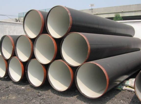 3PE FBE ERW pipe for oil gas