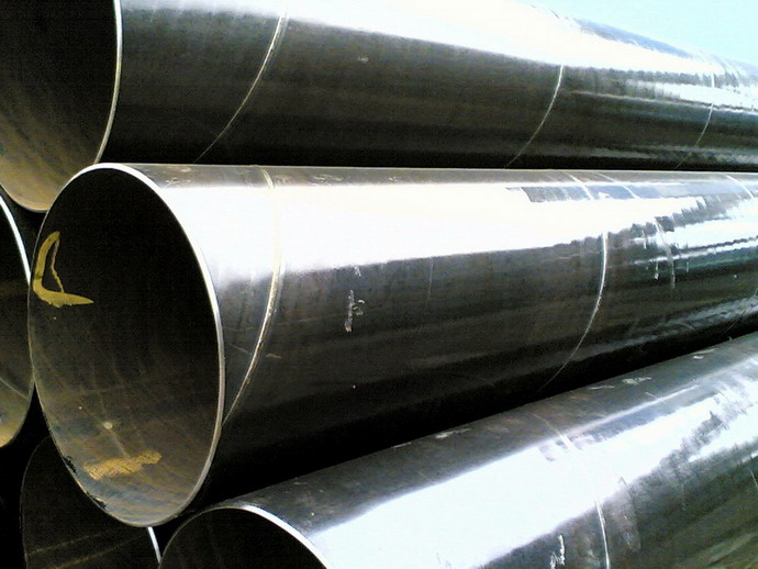 API 5L B LSAW welded pipe