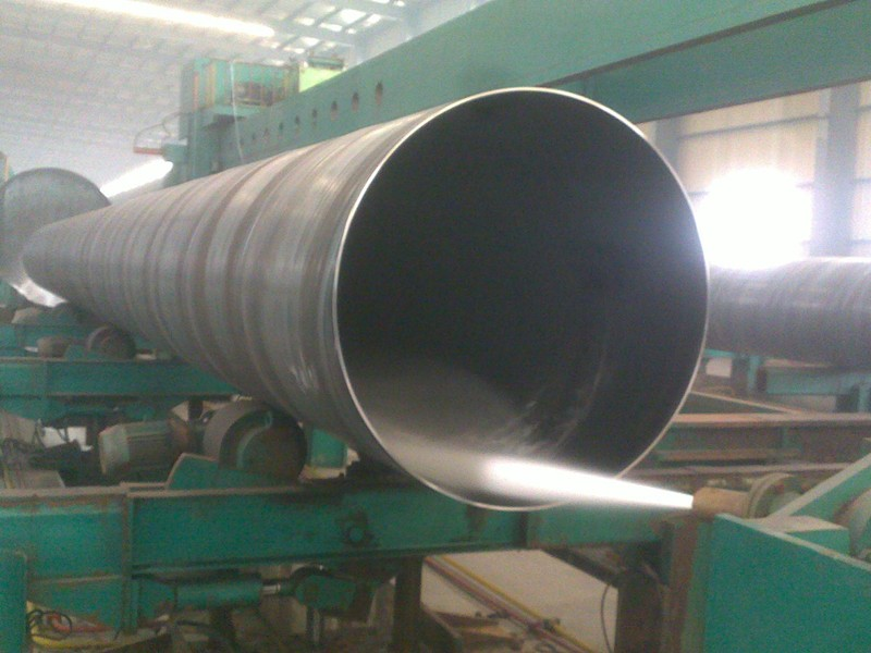 Longitudinal Steel Pipe