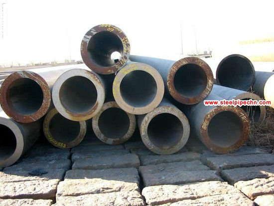 Seamless alloy pipe A335 P2 P5 P9 P11 P22 P91 P92