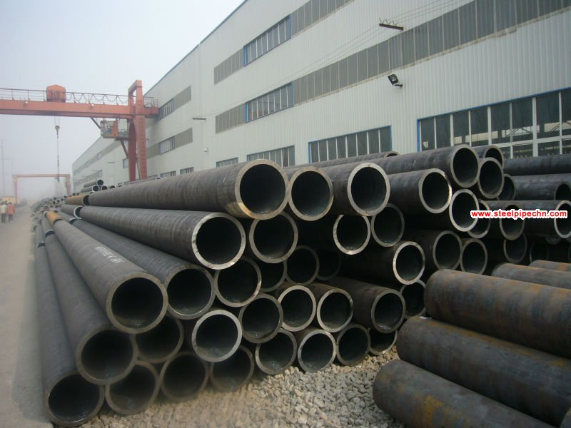 ASTM A106B,ASTM 1045,16Mn(st52) QCCO STEEL PIPES