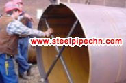 A134 pipe and ASTM A139 pipe