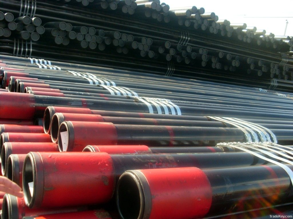 API 5CT L80 Oil Casing pipe manufacture
